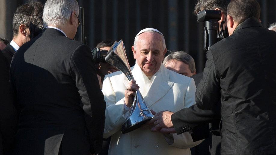 Vatican Pope Team