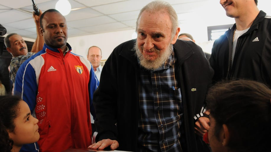 Cuba Elections Fidel Castro