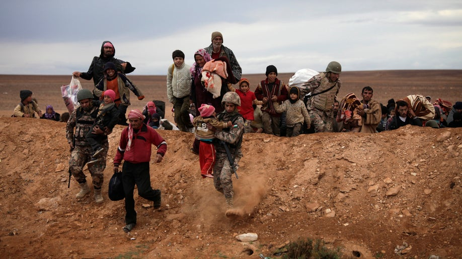 Mideast Jordan Kuwait Syrian Aid