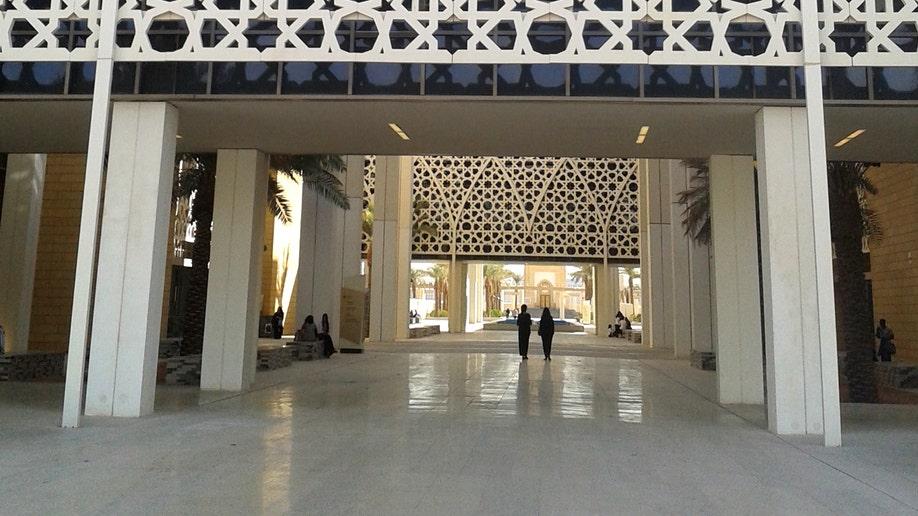 Mideast Saudi Women Universities