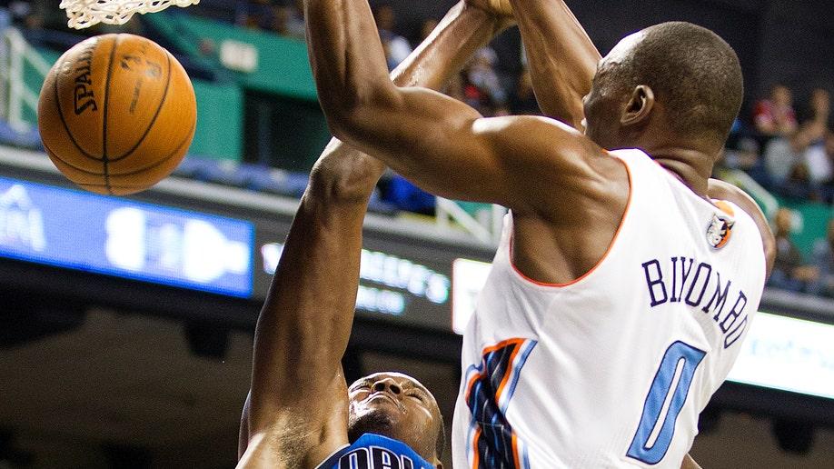 Mavericks Bobcats Basketball