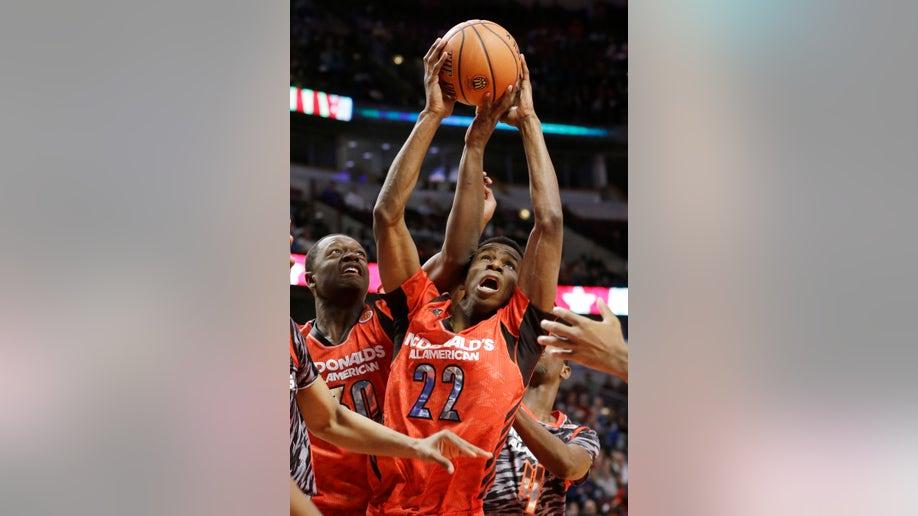 Wiggins Decision Basketball