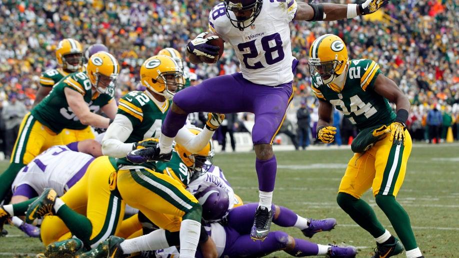 0c48301d-Vikings Packers Football