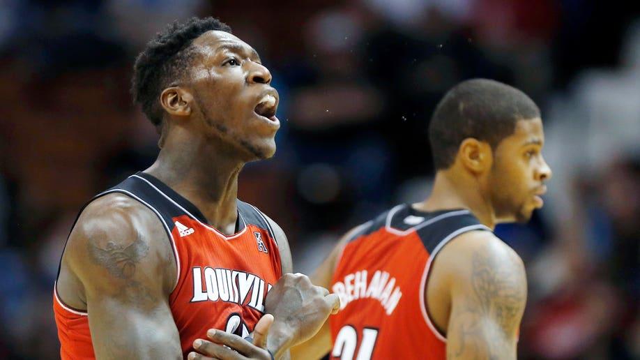 Fairfield Louisville Basketball
