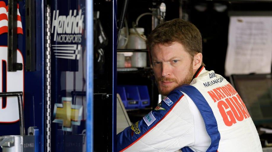 NASCAR Daytona 500 Concussions Auto Racing