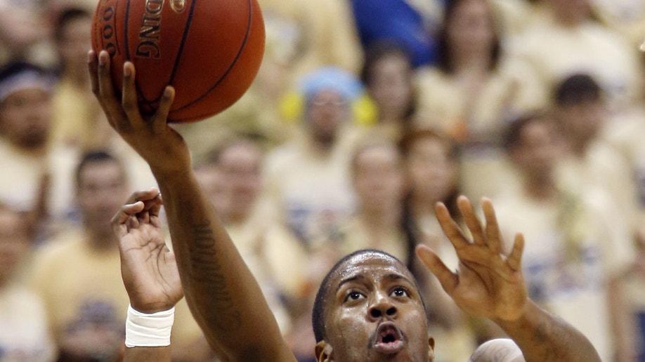Maryland Pittsburgh Basketball