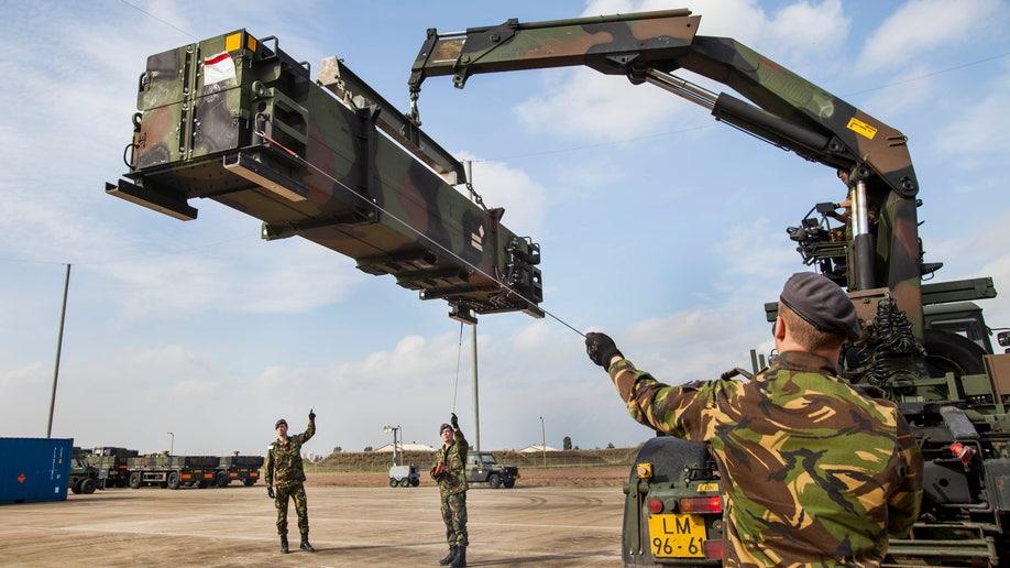 bc531bc9-Mideast Syria Turkey Netherlands Missiles