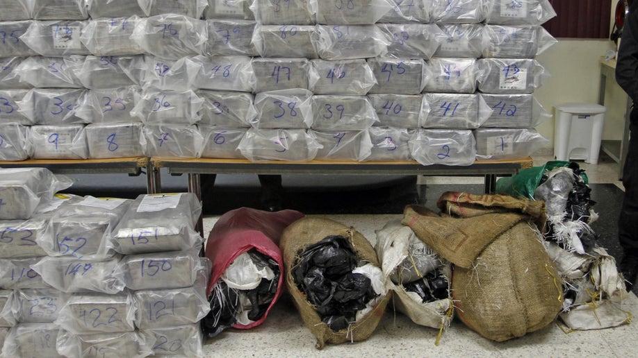 Dominican Republic Caribbean Drug War