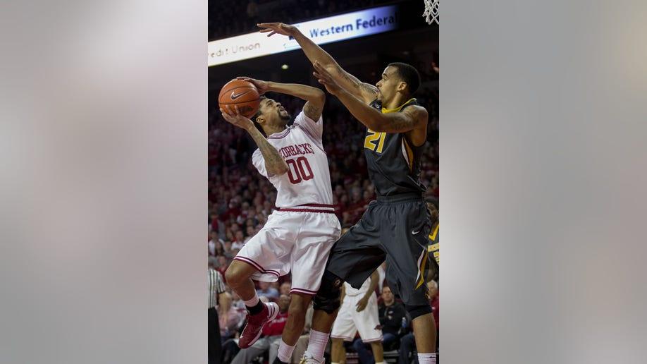 Missouri Arkansas Basketball