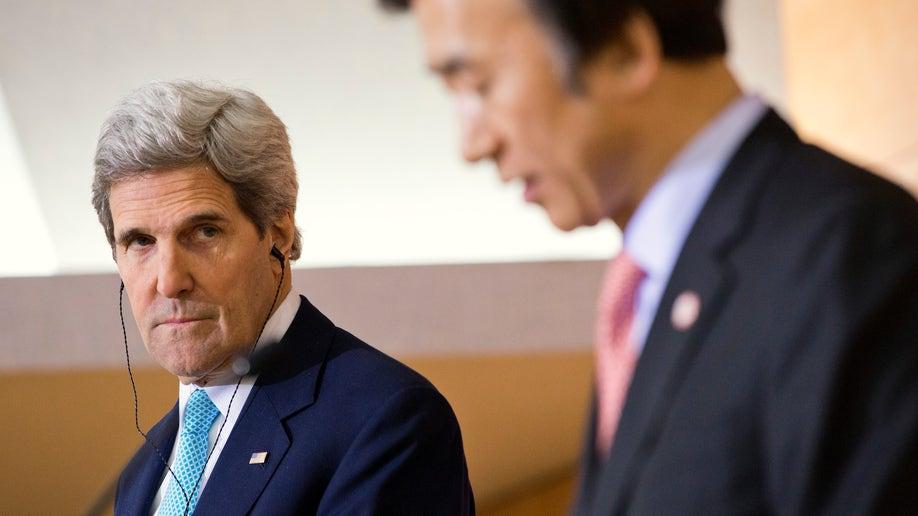 Kerry US South Korea