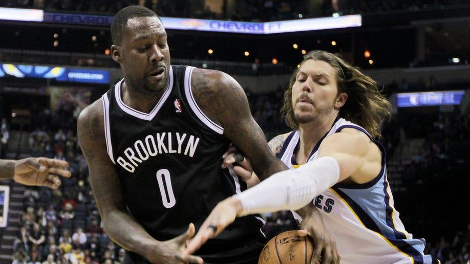Nets Grizzlies Basketball