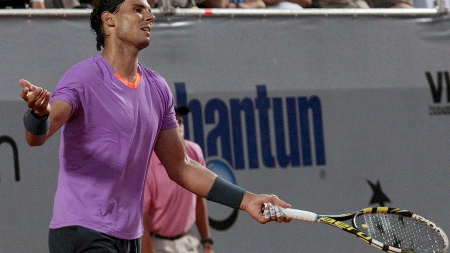 17a91630-Chile Tennis Nadal Returns