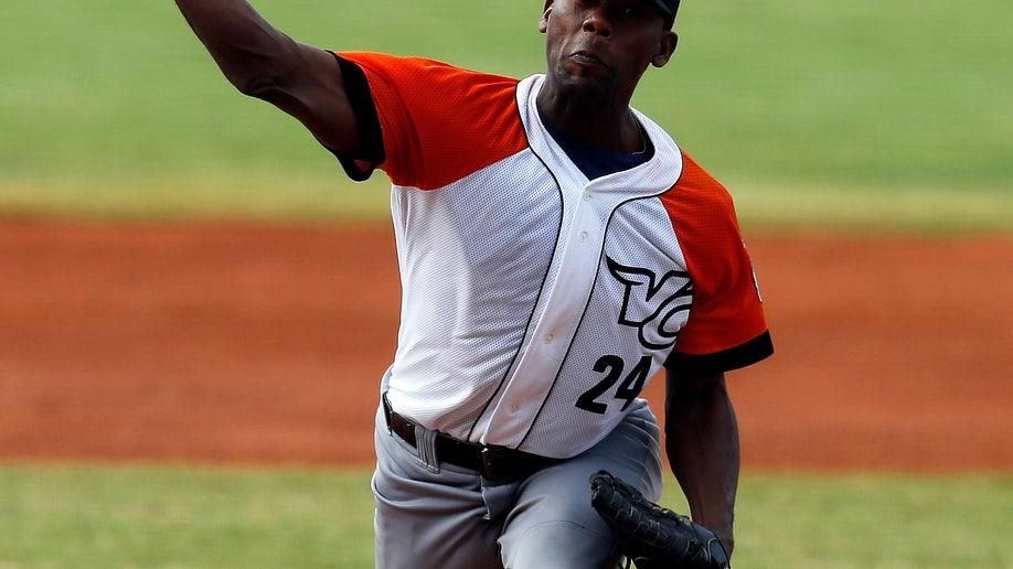 Venezuela Caribbean Series Baseball