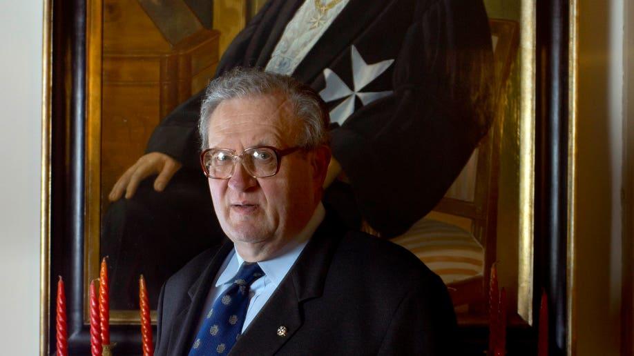 8e0e7d61-Italy Vatican-Knights of Malta