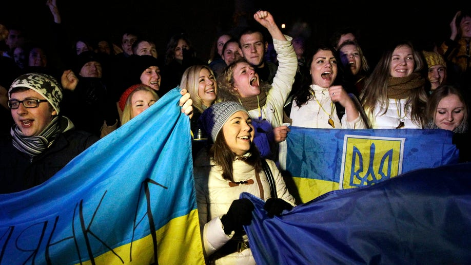 Ukraine EU Tymoshenko