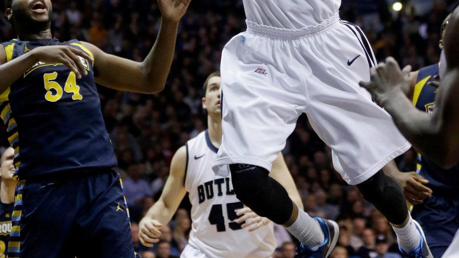 Marquette Butler Basketball