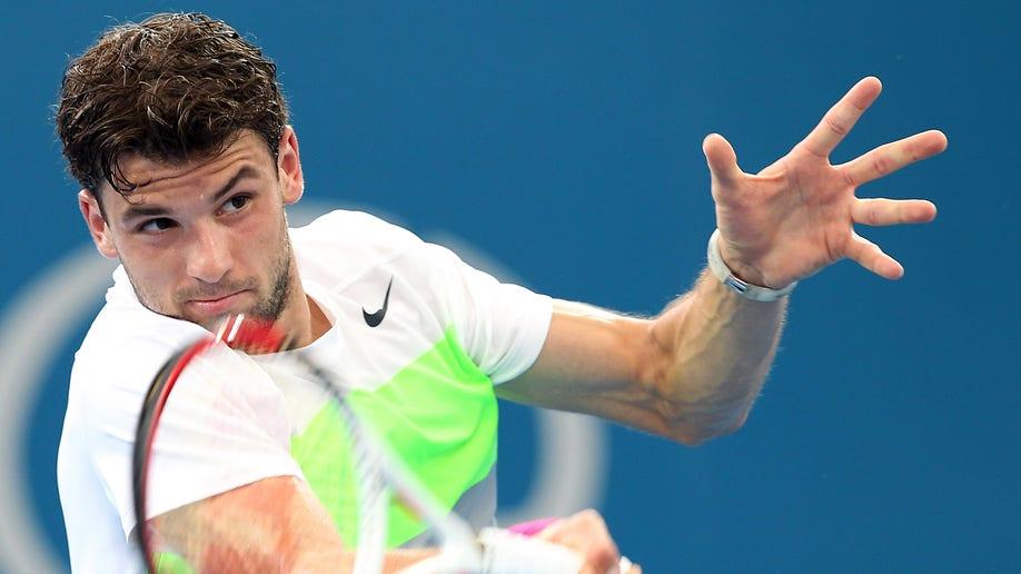 dcb274f1-Australia Brisbane International Tennis