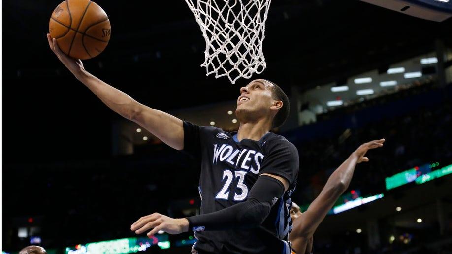 Timberwolves Thunder Basketball