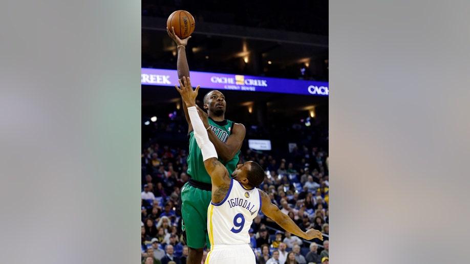 db9877b5-Celtics Warriors Basketball