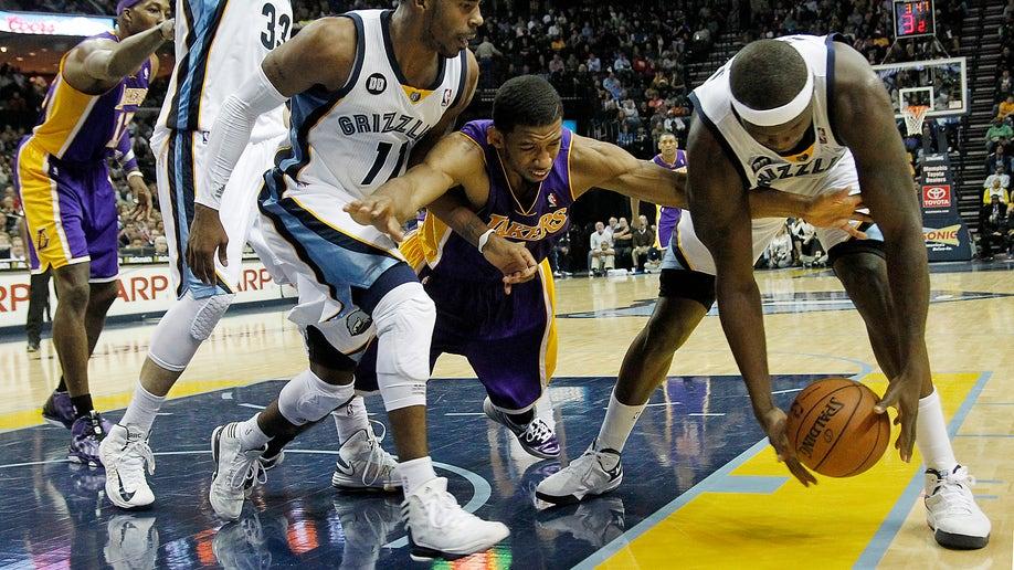 Grizzlies Unlikely Big Three Basketball