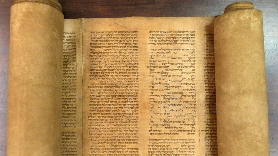 e7081c22-Italy Old Torah Scroll