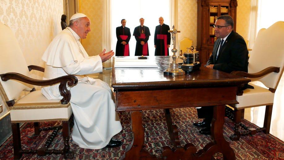 e9a7da9e-Vatican Pope Salvador