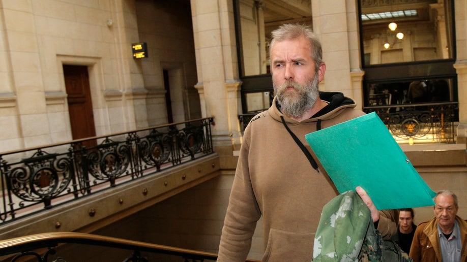 France Rocker on Trial