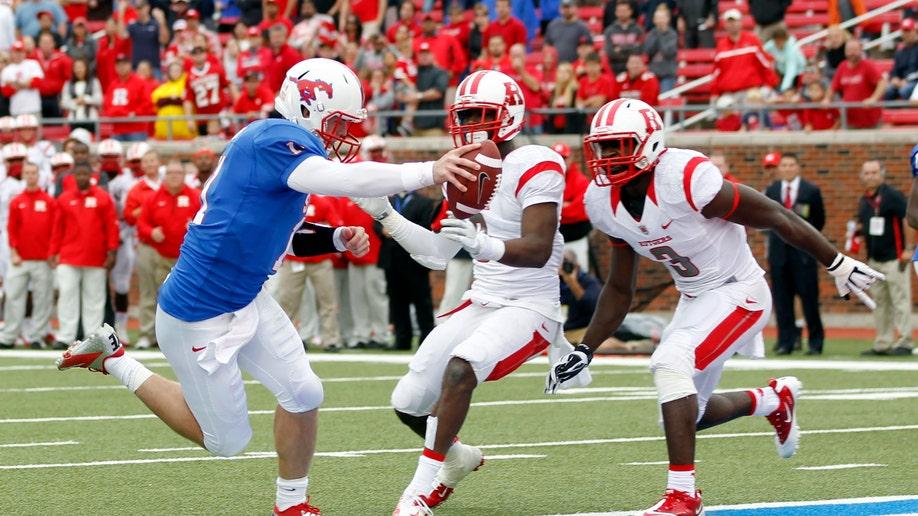 Rutgers SMU Football