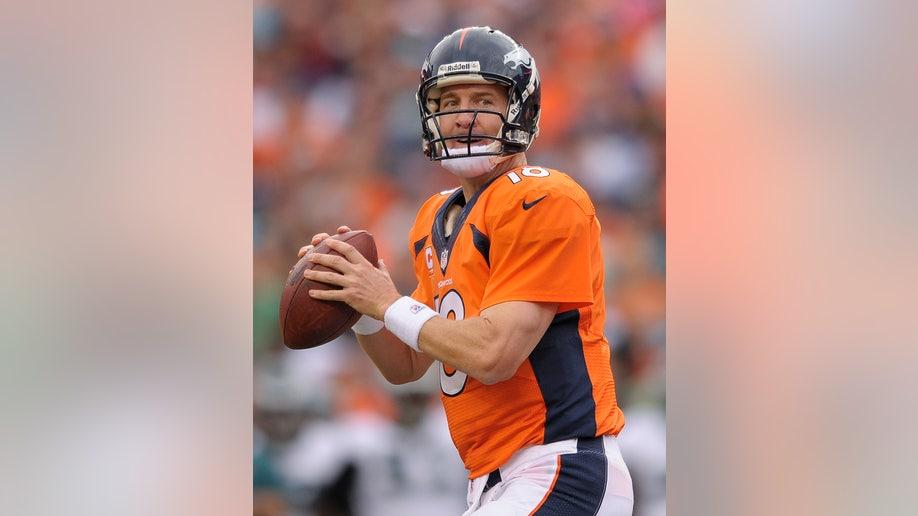 Eagles Broncos Football
