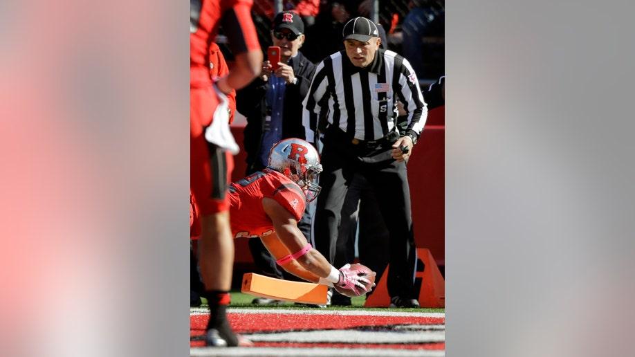 Houston Rutgers Football