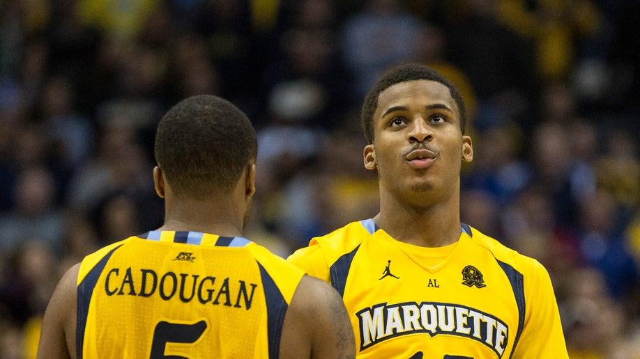 Georgetown Marquette Basketball