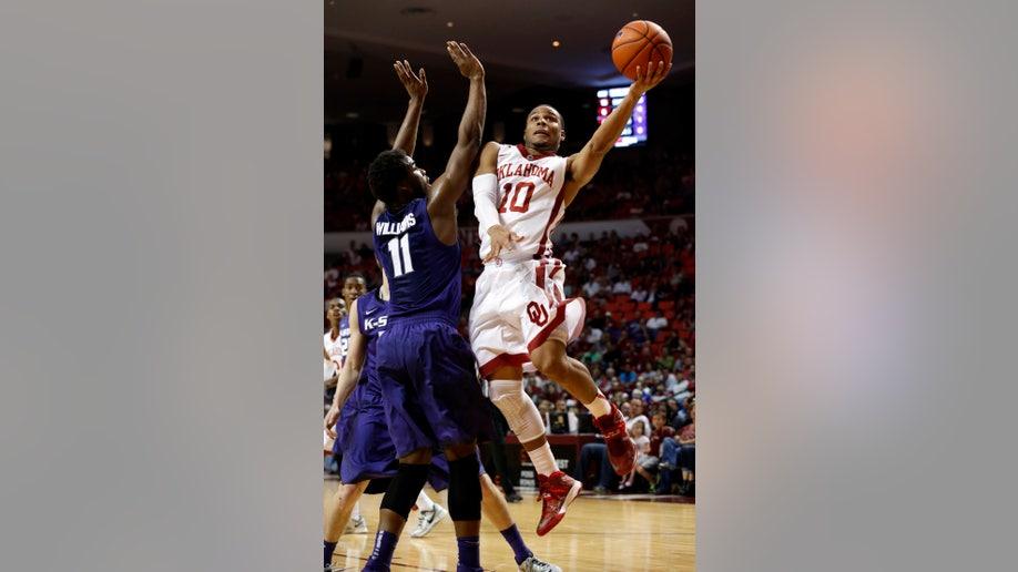 Kansas St Oklahoma Basketball