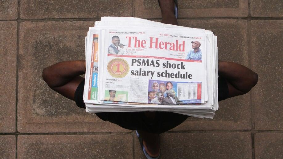 Zimbabwe Corruption
