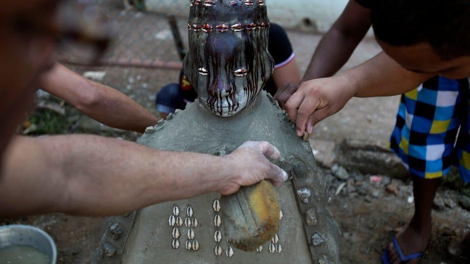 Cuba Santeria New Year