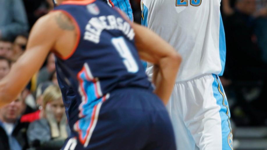 a096ea29-Bobcats Nuggets Basketball