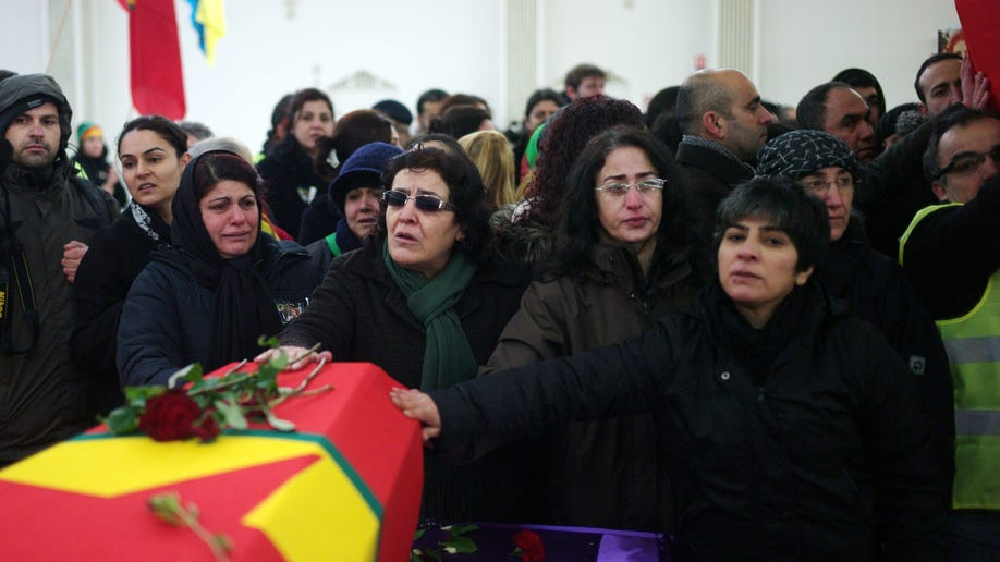 France Kurds Killed