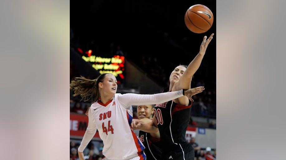 Louisville SMU Basketball