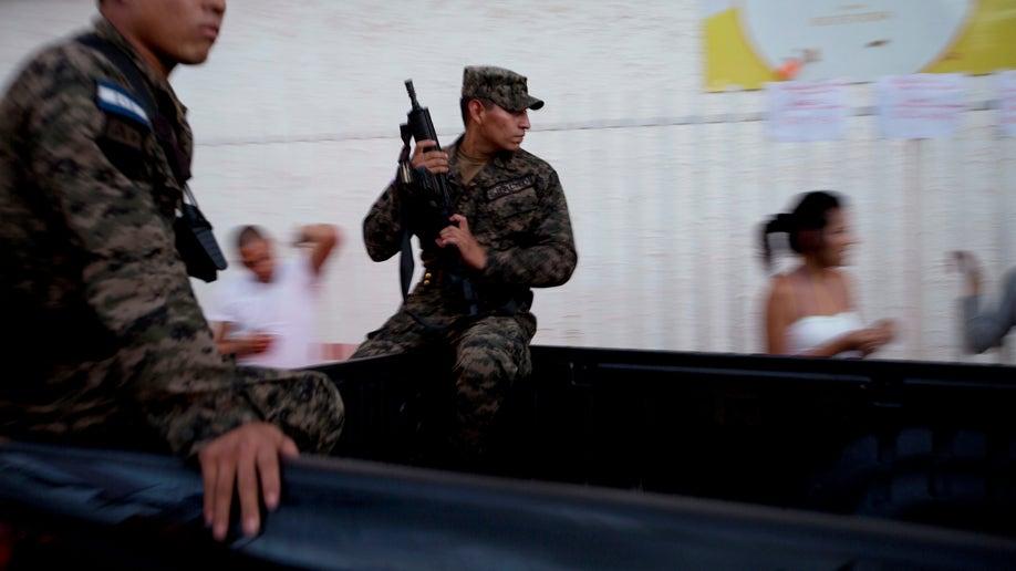 72327781-Honduras Elections