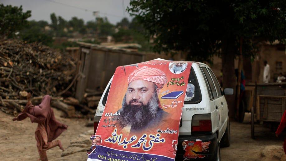 bf4e32e6-APTOPIX Pakistan Election