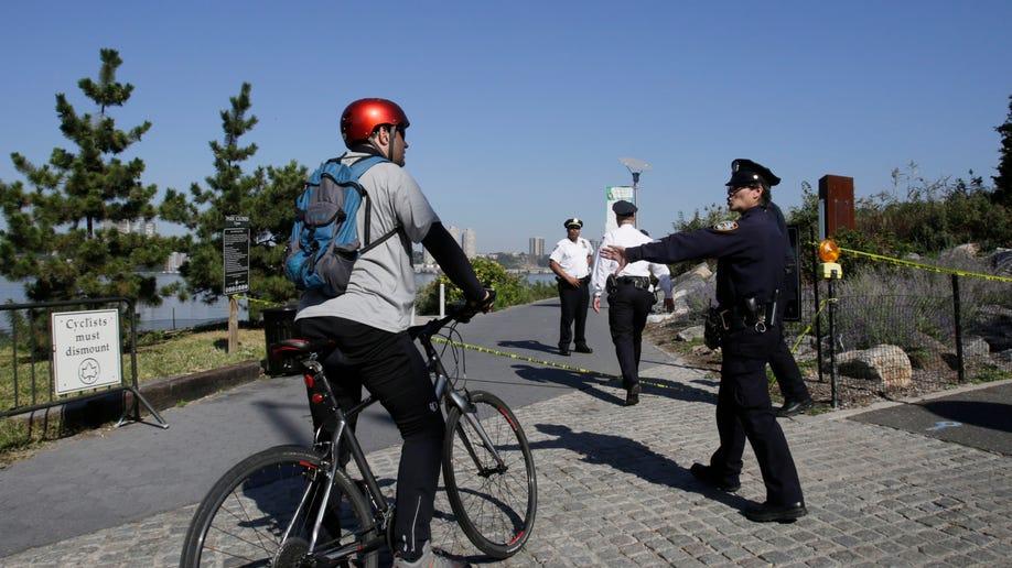 Bike Path Attack