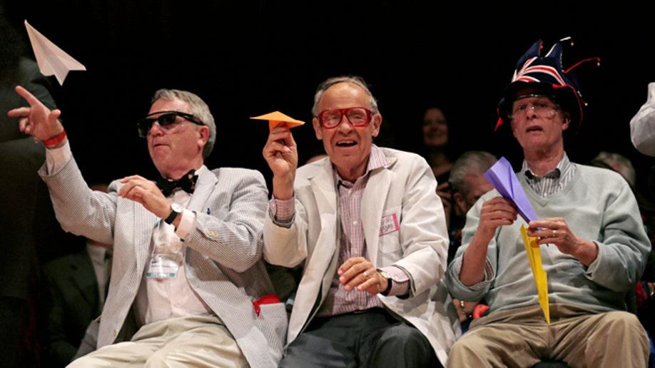 CORRECTION Ig Nobels Harvard