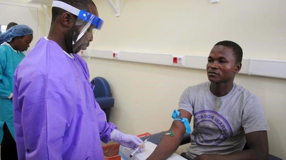 OZATP-UK-HEALTH-EBOLA-LIBERIA