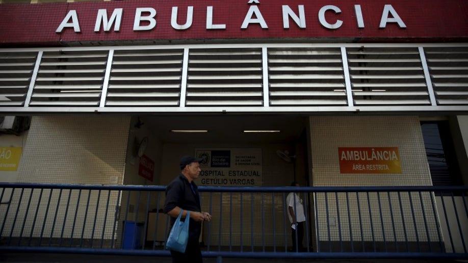 BRAZIL-HEALTH-RIO