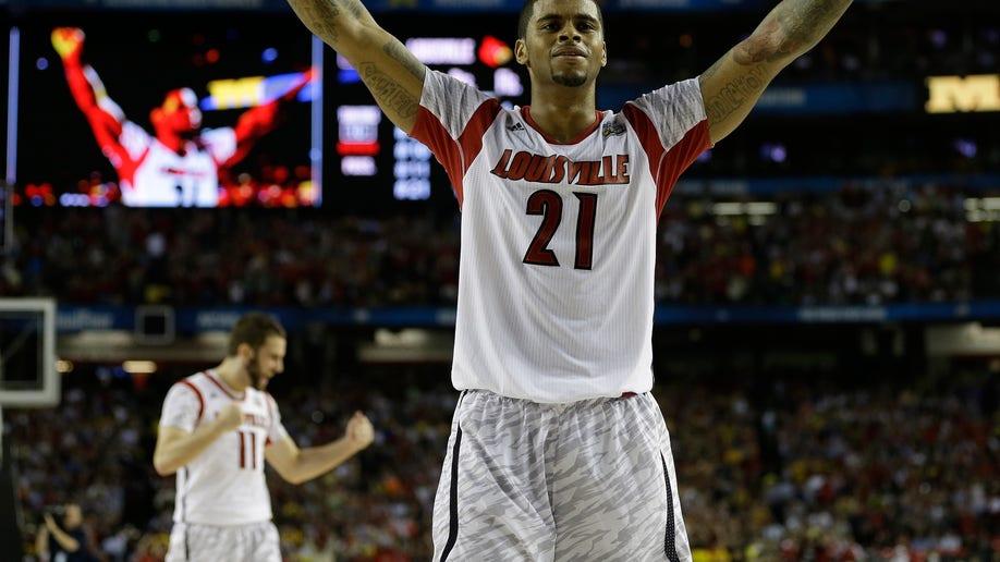50d418af-APTOPIX NCAA Final Four Michigan Louisville Basketball