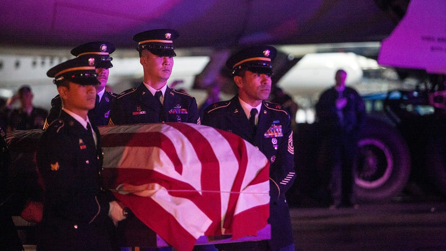 Soldier's Remains Returned
