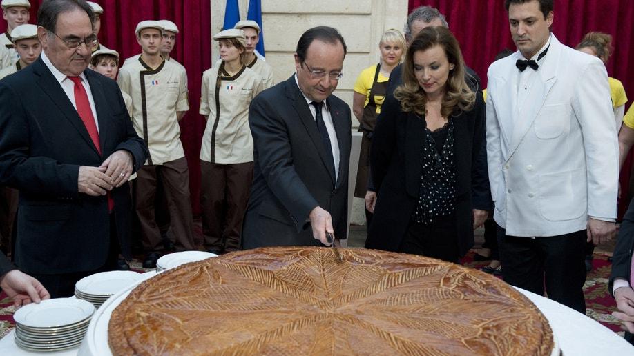 France President's Sex Life