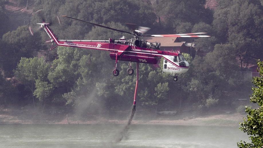 f5460838-California Wildfires