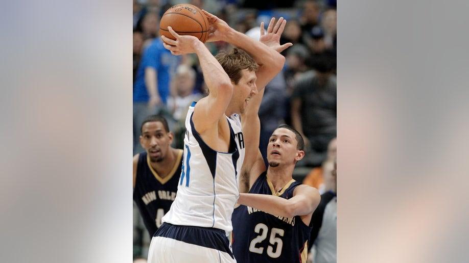 44719e27-Pelicans Mavericks Basketball