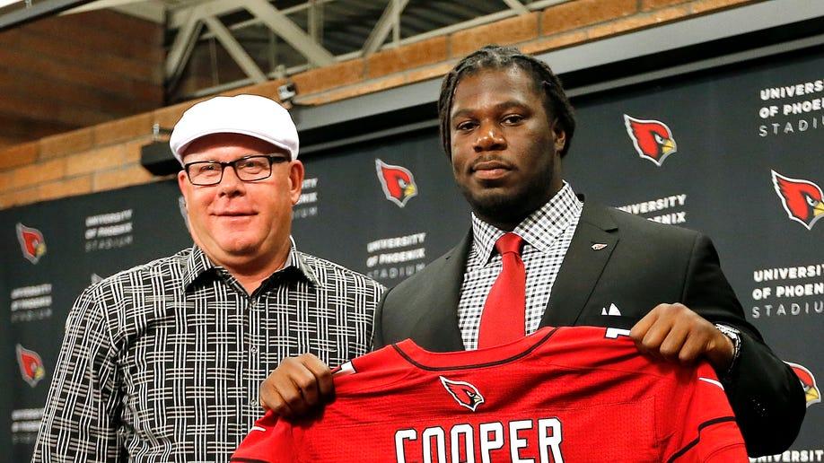 Cardinals Football Cooper