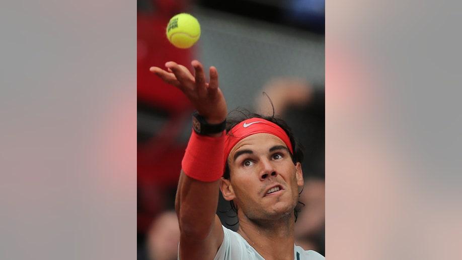 bc6cf34d-Spain Madrid Open Tennis